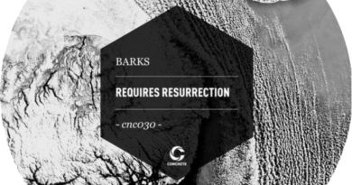 Barks - Requires Resurrection [Concrete Records, CNC030, ITA, 2015] Pay no mind to us, we're just a minor threat. 1