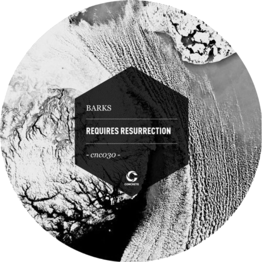 PAYNOMINDTOUS.IT Barks - Requires Resurrection [Concrete Records, CNC030, ITA, 2015] image 1