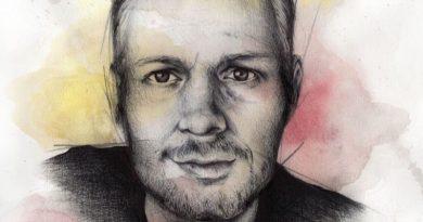 PORTRAIT#2: Matt Elliott [The Third Eye Foundation] Pay no mind to us, we're just a minor threat. 1