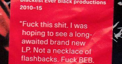 Regis - Manbait [Blackest Ever Black, CD/LP, 2015] Pay no mind to us, we're just a minor threat. 1