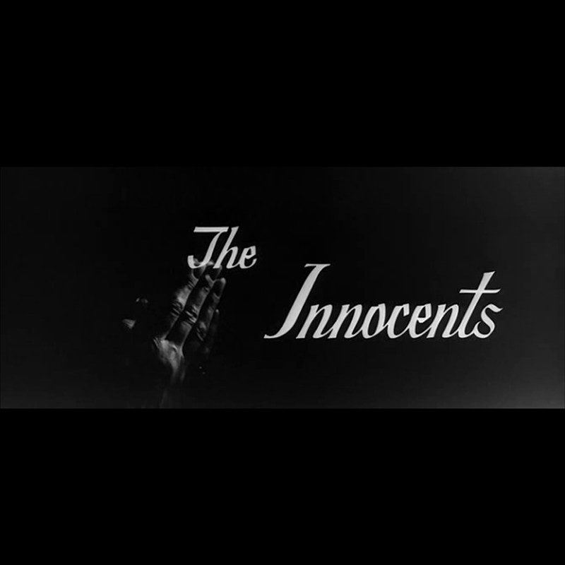 Daphne Oram scores 'The Innocents' [Jack Clayton, 20th Century Fox, 1961] Pay no mind to us, we're just a minor threat. 1