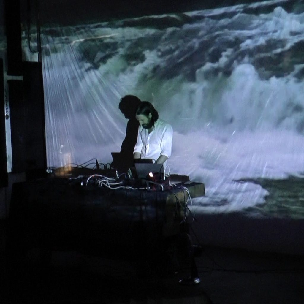 PAYNOMINDTOUS.IT RECORDING#9: Andrea Marini presents Shelter From The Morning [LIVE @NonFrequenze24h, Turin, 02/07/16] image 1