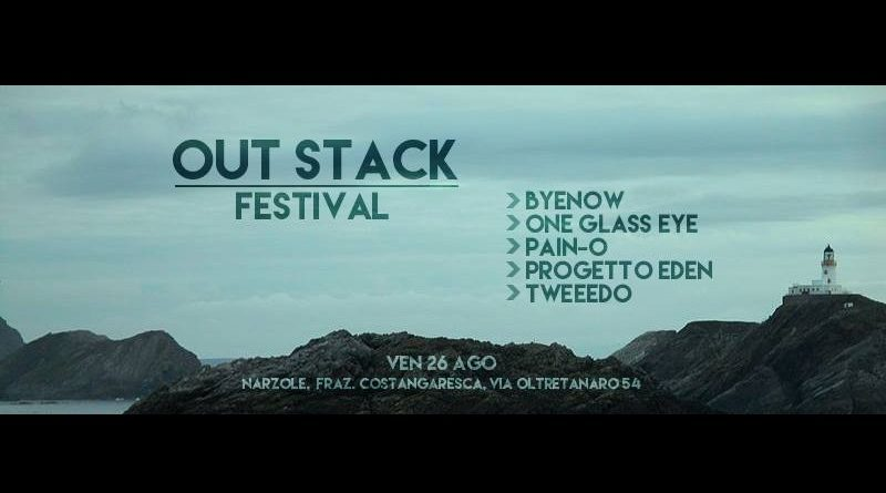 Out Stack Festival @ Narzole, 26/08/16 Pay no mind to us, we're just a minor threat. 1
