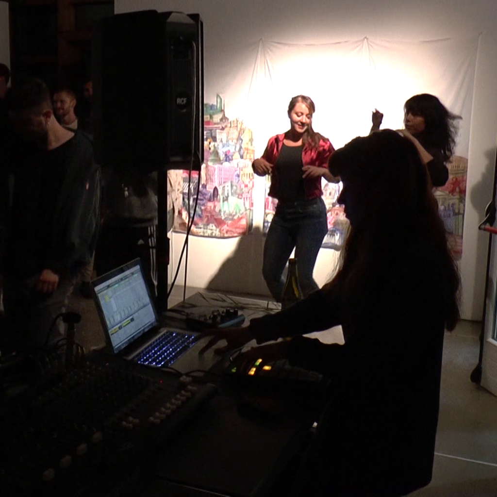 PAYNOMINDTOUS.IT RECORDING#14: Petit Singe [LIVE @Teatrum Botanicum | PAV, Turin, 17/09/16] image 1
