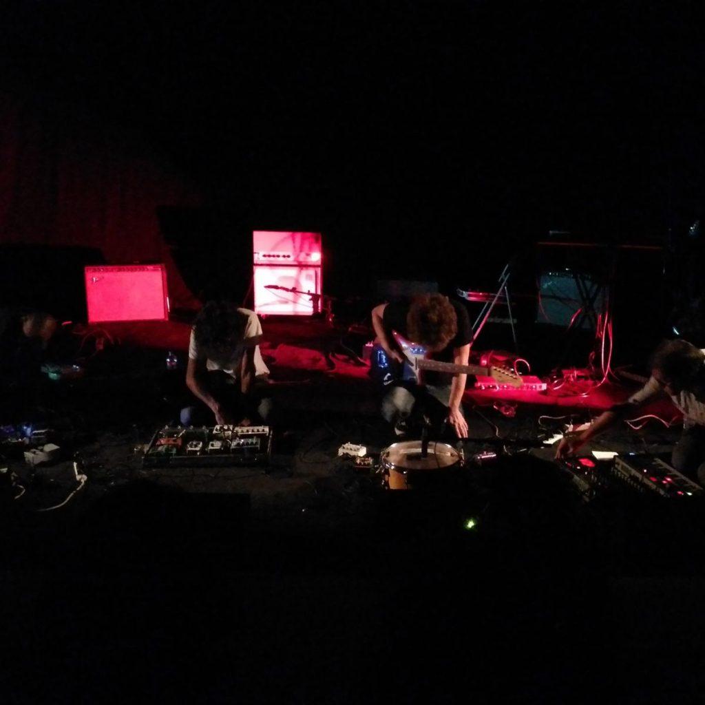 PAYNOMINDTOUS.IT RECORDING#16: Luminance Ratio [LIVE @ Carrozzerie_n.o.t | TDV10, Rome, 18/09/16] image 1