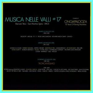 PAYNOMINDTOUS.IT RECORDING#6: Everest Magma [LIVE @Musica Nelle Valli #17 #ONGAPALOOZA, Barcsòn Vècc, 28/05/16] 1