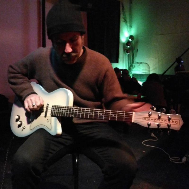 PAYNOMINDTOUS.IT RECORDING#28: Maurizio Abate [LIVE | Loneliness, Desire and Revenge Electric Tour @ Fanfulla, 12/01/17] image 2
