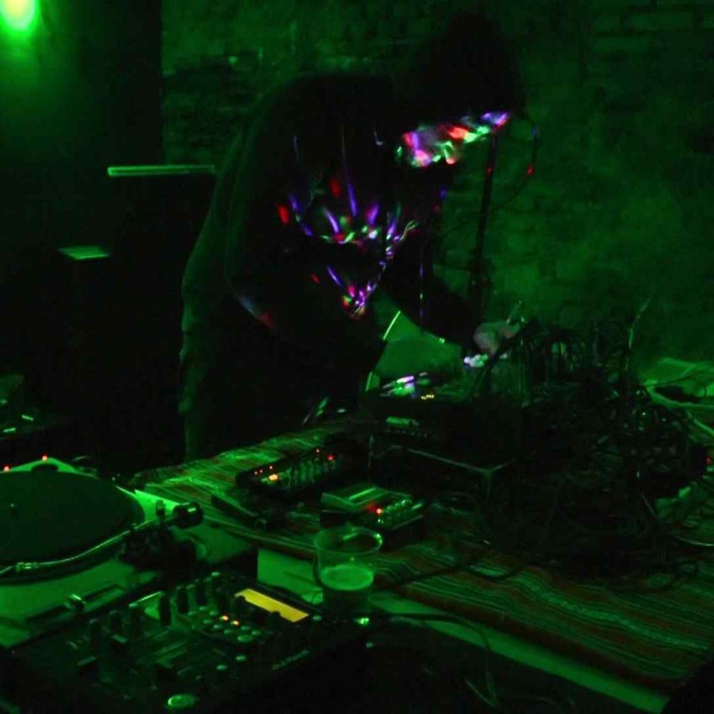 PAYNOMINDTOUS.IT RECORDING#32: Virtual Forest [LIVE @Progetto Mayhem, Torino, 25/02/17] image 1