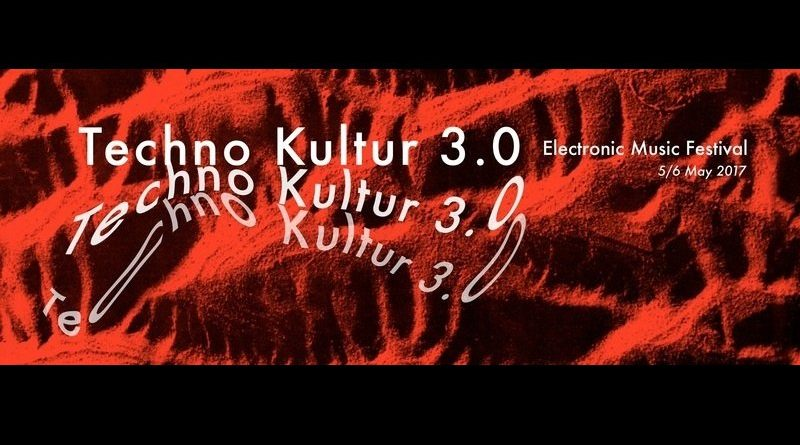 Techno Kultur 3.0 - Electronic Music Festival @FOA Boccaccio, Monza by 2ND Ground & Circular | 05-06/05/17 Pay no mind to us, we're just a minor threat. 1
