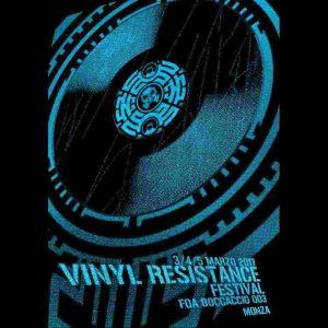 PAYNOMINDTOUS.IT Vinyl Resistance Fest Day 1 @ FOA Boccaccio, Monza, 03/03/17 image 2