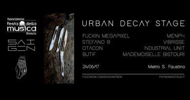 SAIGON x Festa della Musica x PAYNOMINDTOUS | URBAN DECAY STAGE 24/06/17 | PAYNOMINDTOUS.IT 3