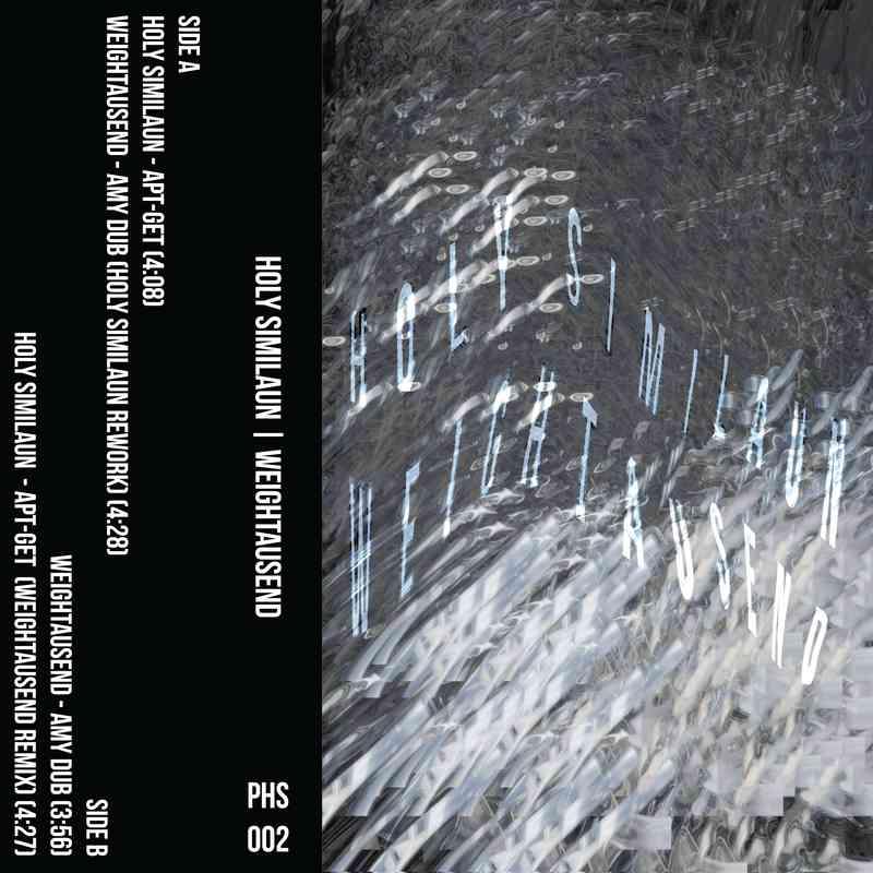PAYNOMINDTOUS.IT Holy Similaun / Weightausend Split EP [Prehistoric Silence, PHS002] + Full Album Stream