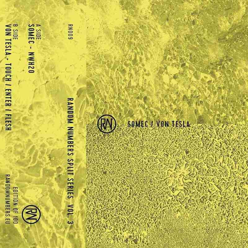 Random Numbers Split Series Vol. 3: SOMEC / Von Tesla + Full Album Stream Pay no mind to us, we're just a minor threat. 2