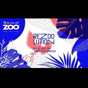 PAYNOMINDTOUS.IT MusicalZOO Festival 2017 #rezoolution, Brescia, 21-22/07/17 image 1