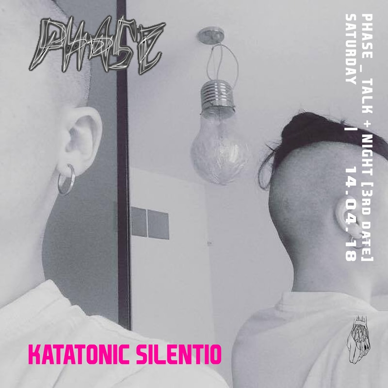 Road to PHASE | Sexual Range 14 Apr. '18: GUESTMIX#36 by Katatonic Silentio | PAYNOMINDTOUS.IT 3