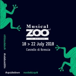 PAYNOMINDTOUS.IT MusicalZOO 10th Edition | Castello di Brescia, 18-23/07/2018 image 2