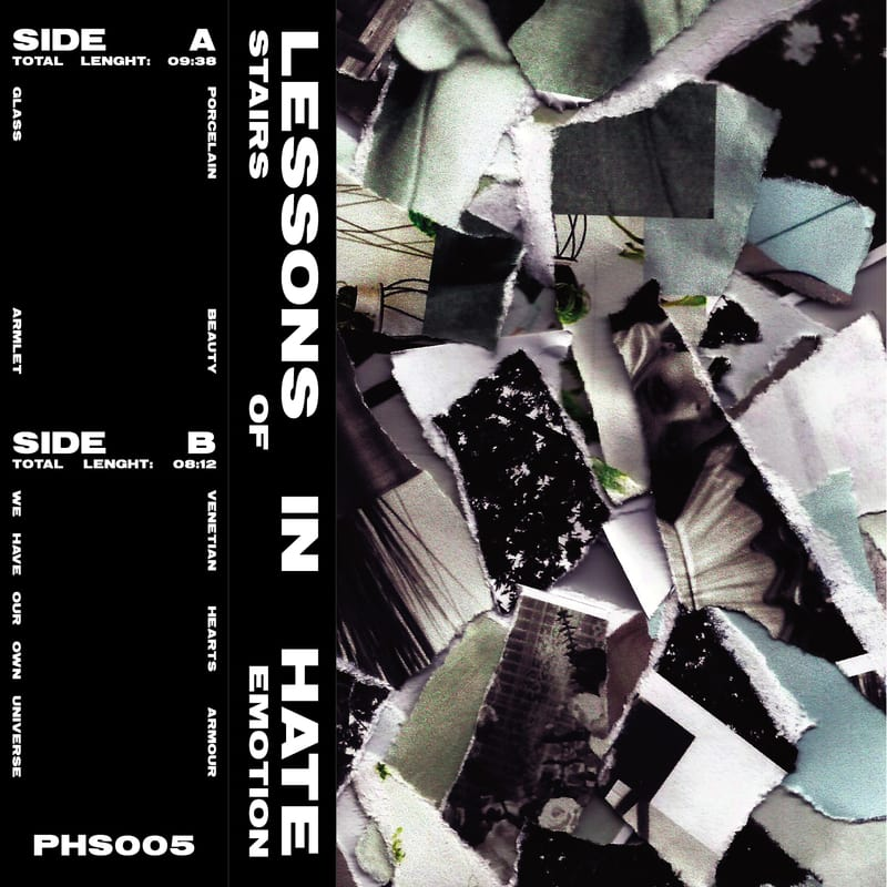 PAYNOMINDTOUS.IT Album Premiere: Stairs of Emotion by Lessons in Hate [Prehistoric Silence]