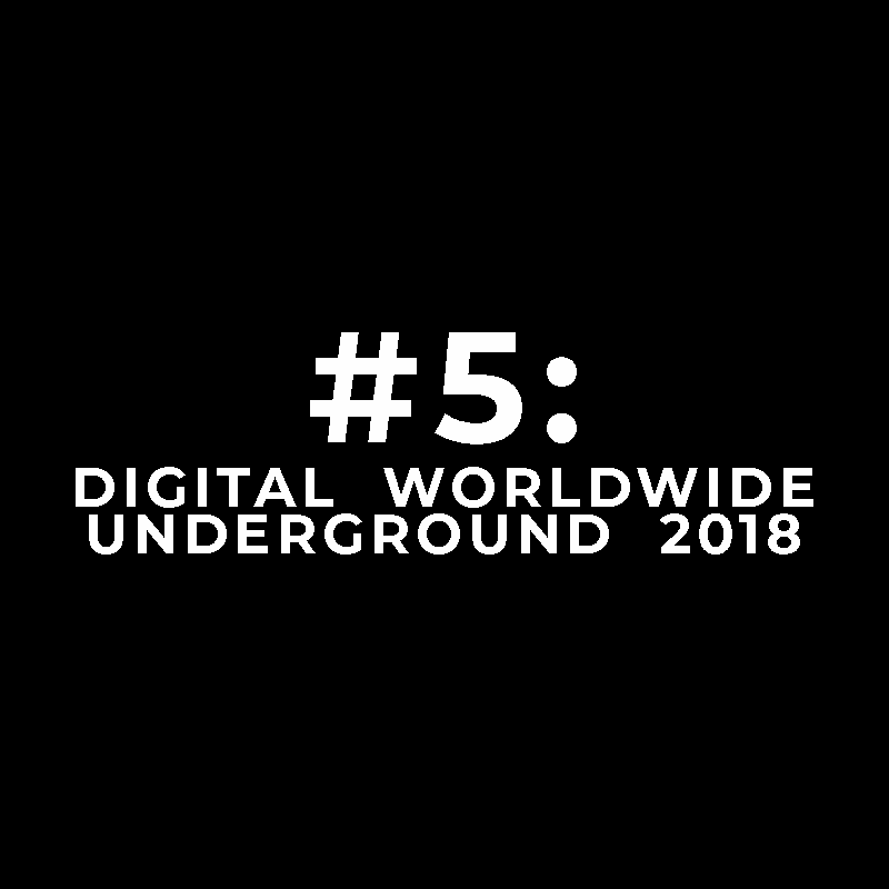 RECOMMENDED#5: 100 tracks to discover 2018 digital worldwide underground | PAYNOMINDTOUS.IT 1